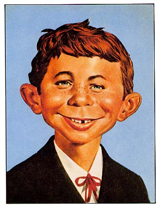 Alfred E.Neuman